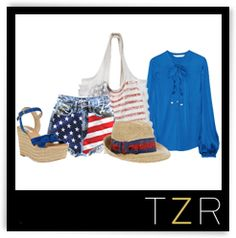 clothes for 4th of july