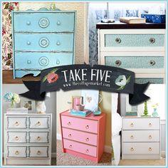 The Cottage Market: 5 Cottage Chic IKEA HACKS (RAST)