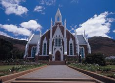 Piketberg Church - West Coast, South Africa