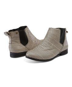 Another great find on #zulily! Stripe Killer Boot #zulilyfinds