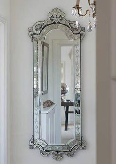 Beautiful Venetian mirror ~