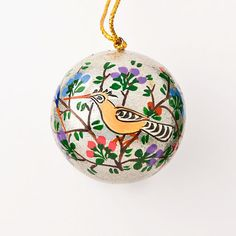 Image result for christmas hand painted glass baubles