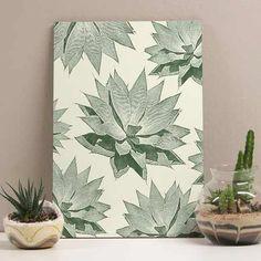 placa mono cactus 20x29