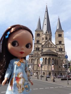 Cathedral (Bonn) - April 2014