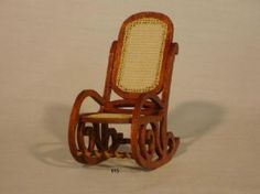 115. Bentwood Rocking Chair