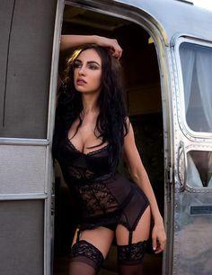 El desnudo de Iryna Ivanova para GQ - show