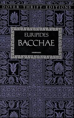 171 best something old something new images on pinterest comedy bacchae dover thrift editions by euripides httpamazondp048629580xrefcmswrpidpkqupsb1pps3se181 4836787 0443569 classic greek tragedy fandeluxe Gallery