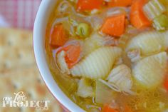 Hearty Chicken Soup, Chicken Soup Recipes, Chicken Noodle Soup, Apple Rose Tart, Swiss Chalet, Copycat Recipes, Soup And Salad, Soups And Stews, Cooking Recipes