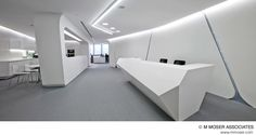 Workplace design by M Moser Associates | Flickr - Photo Sharing!