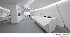 Workplace design by M Moser Associates | por M Moser Associates | Interior Design Architecture