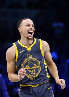 Stephen Curry of the Golden State Warriors reacts during the MTN DEW Contest as part of the 2019 NBA AllStar Weekend at Spectrum Center on. Stephen Curry Basketball, Nba Stephen Curry, Warriors Stephen Curry, Warriors Basketball Team, Mvp Basketball, Golden State Warriors Wallpaper, Nba Golden State Warriors, Nba Wallpapers Stephen Curry, Best Nba Players