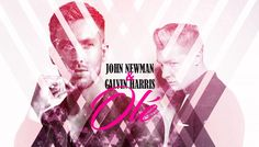 """John Newman Shares New Track """"Ole"""" With Calvin Harris - MuzWave"""