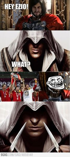 The real story behind Assassin's Creed.