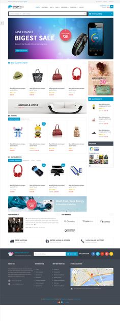 Shopping  from ThemeForest - a awesome wordpress theme.