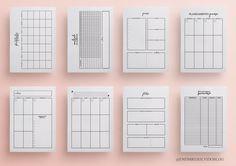 Fitness Journal Printable Life 21 Ideas For 2019 Planner 2018, Study Planner, Goals Planner, Free Planner, Blog Planner, Weekly Planner, Free Printable Planner, Planner Bullet Journal, Digital Bullet Journal
