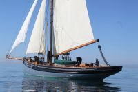 Bristol Channel 52 ft Pilot Cutter 1911 / 2009 Bristol Pilot J Slade & Sons Polruan -  rebuilt T Nielsen Gloucester 2009. Yacht for sale from classic yacht broker..