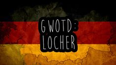 Today's #German word of the day is: der Locher | What do you use your Locher for? | Für was benutzt ihr euren #Locher?   #gwotd