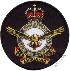 Defence Gifts - AIR FORCE CREST Round , $14.00 (http://www.defencegifts.com.au/air-force-crest-round/)