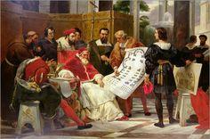 Heute wie damals wurden freischaffende Künstler nicht nur von Privatpersonen engagiert, sondern durften auch für größere Unternehmen oder die Kirche arbeiten. Dadurch standen die Chancen gut, das ihre Kunst bekannt und einmal sogar auf einem Poster gedruckt wird.