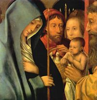 Feast of the Presentation of the Lord/Candlemas.   February 02.
