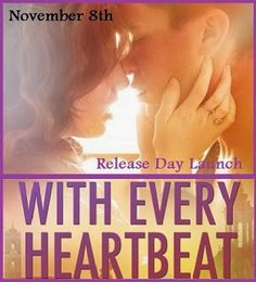 Release Day Launch: With Every Heartbeat by Melody Grace (Excerpt/Giveaway) ~ http://bibliophilesthoughtsonbooks.blogspot.com/2013/11/release-day-launch-with-every-heartbeat.html