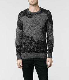Fragment Knit Crew / by AllSaints