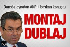 Dansöz oynatan AKP'li başkan konuştu.. Montaj dublaj.. http://www.odatv.com/n.php?n=montaj-dublaj-1112141200… …