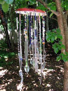 """Nina's Wind Chime"" ~ photo by Pandorea on flickr"