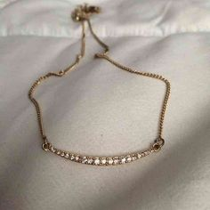 Gold necklace ($15) is on sale on Mercari, check it out! https://item.mercari.com/gl/m772167802/