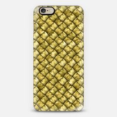 Patchwork Gold @casetify sets your Instagrams free! Get your customize Instagram phone case at casetify.com and get $10 off with code ZN4AQG! #CustomCase #Casetify #gold #iphonecase #patchwork #pattern #squares #girly