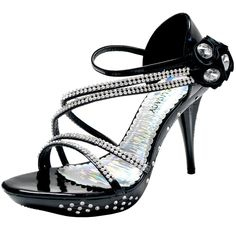Nice Great New women's shoes stilettos rhinestones party formal evening wedding prom black 2017/18 Check more at http://topclothestore.com/gallery-prom-dresses/great-new-womens-shoes-stilettos-rhinestones-party-formal-evening-wedding-prom-black-201718/