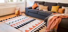Nueva colección de alfombras Azteca de Lorena Canals - http://www.decoora.com/nueva-coleccion-alfombras-azteca-lorena-canals/