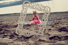 baby photography. beach photography. kids photography. props
