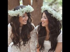 I really enjoyed creating this beautiful Flower Crown, made out of Baby Breath flowers. Hope you guys will create your own, and enjoy wearing them at Summer Backyard Parties, Weddings or even a Photoshoot for fun :)    COMMENT RULES: We do not tolerate any rude or irrelevant comments. If these rules are not followed, the comment will be deleted an...