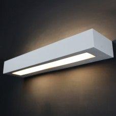 Tornado TR9055 Linear Plaster Wall Light
