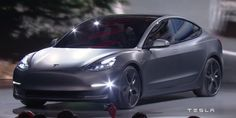 Tesla Model S HD desktop wallpaper Widescreen High Definition