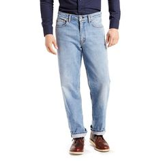 Big & Tall Levi's® 550™ Relaxed Fit Jeans, Men's, Size: 44X30, Blue