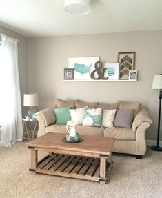 Nice 40 Beautiful and Cute Apartment Decorating Ideas on a Budget ...