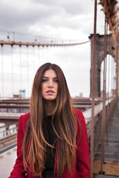 30 beautiful balayage bombre and ombre hair color trends for 2019 00158 Haircuts For Long Hair Straight, Long Blunt Haircut, Long Straight Layered Hair, Short Hair, Long Cut, Long Layered, Sophisticated Hairstyles, Feathered Hairstyles, Choppy Hairstyles