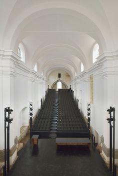 formelle:  Ptuj Monastery turned performance center. via Design...