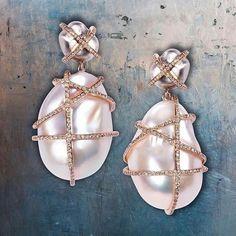 XUELIANG Fashion Luxury Ear with Pendant//Earrings Hypoallergenic Girl fine Jewelry Rose Gold