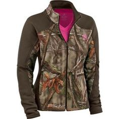 Women's Timber Creek EVO Camo Soft Shell Jacket