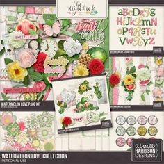 Watermelon Love Collection
