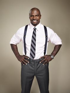 Terry Crews Shares How He'll Spend The Super Bowl (and Sage Advice for the Players) | OK! Magazine