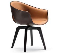 Poltrona Frau dining chair