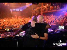 Carl Cox & Marco Carola – Live @ Music On (Amnesia Ibiza) – 22.08.2014