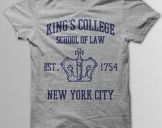 HAMILTON Shirt, Alexander Hamilton, Aaron Burr, Kings College School of Law, Hamilton, Burr 1800, Broadway Shirt, Broadway, Broadway Musical