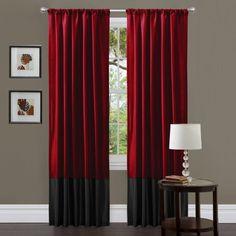 Lush Decor Milione Fiori Curtain Panel Pair, 84-Inch by 42-Inch, Red/Black Lush Decor,http://www.amazon.com/dp/B008VO8U40/ref=cm_sw_r_pi_dp_Isj5sb0DV31ERZ8M