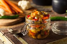 Giardiniera can be just the thing your dishes need to add some color (and flavor!)