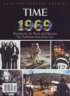 articles are a goldmine of information about the year 1969 Gene Kelly, Abbey Road, Beatles, Jean Ferrat, Hippie Style, School Reunion, Time Magazine, Magazine Covers, Man On The Moon